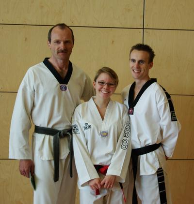 1. DAN-Prüfung 2011