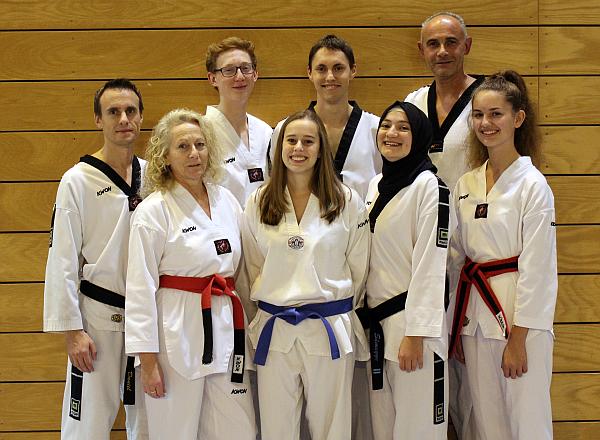 Trainerteam Taekwondo TSV Wolnzach e.V.